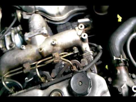 1989 mitsubishi canter cold start engine run youtube rh youtube com Mitsubishi Montero Engine Manual Mitsubishi Outlander