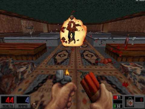 BloodGDX - Blood source port gameplay #2