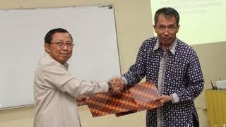 FTIP Unpad Tanda Tangani MoU Dengan PT Pertamina Hulu Energi ONWJ