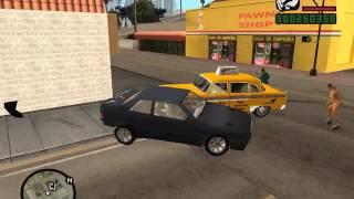 Играем в ГТА San Andreas Войны Районов 1 серия