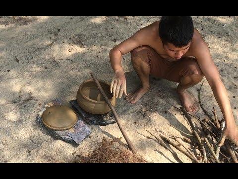 Primitive Survival Skills: Primitive Technology Earthen Pot