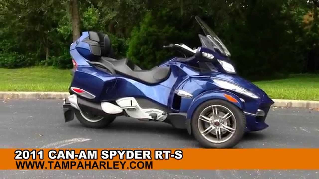 2011 can am spyder for sale autos post. Black Bedroom Furniture Sets. Home Design Ideas