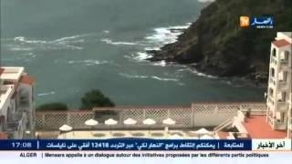 عنابة  إحباط محاولة هجرة غير شرعية عبر البحر ل 25 شخصا
