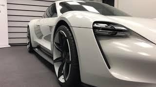 Porsche Mission e | Walkaround