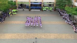 """12A13 THPT Nguyễn Tất Thành """"Nhảy Múa Tập Thể"""" 2020."""