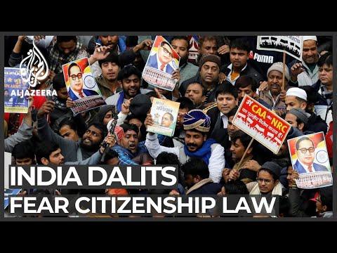 India Citizenship Law: Dalits Fear 'discriminatory' Legislation