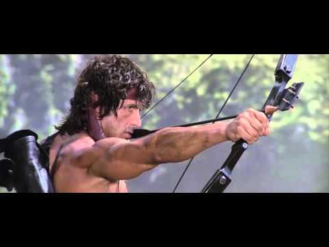 """Rambo, First Blood: Part II"" - The Explosive Arrow Scene thumbnail"