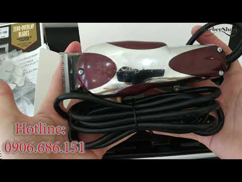Tông Đơ Wahl Magic Clip Có Dây Điện 110V