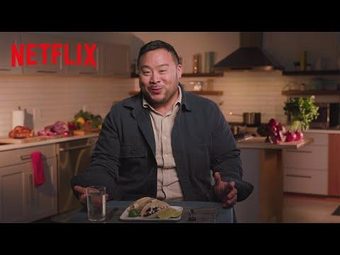 David Chang Tries Street Food | Breakfast, Lunch & Dinner | Netflix