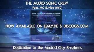 THE BEST OF AUDIO SONIC CREW (Limited Double CD Edition) 2015