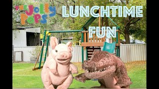 The Jolly Pops - Lunch Time Fun - Episode 1