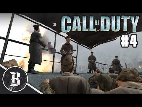 STALINGRAD! | Call of Duty Campaign Walkthrough #4