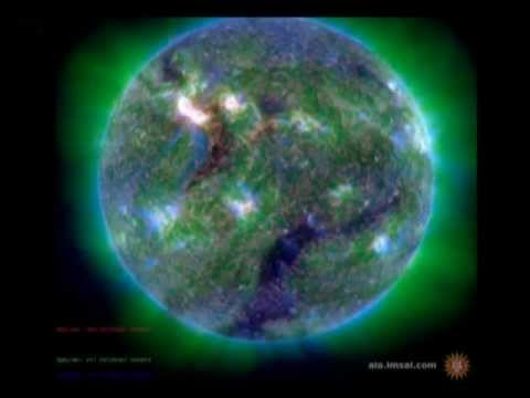 MARCH  05-  07/ 2012:   Earth- Bombarded With M And X- 5 Class CMEs By Xtreme Solar  AR 11429!