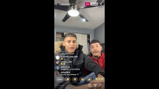 Jose Ochoa Explains The Reason Why Him & Melody Broke Up On Instagram Live