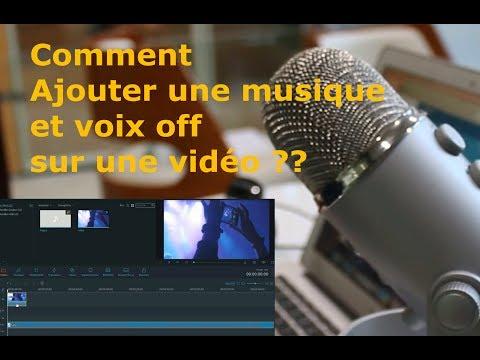 Ajouter une musique et voix off sur une vidéo || Tuto Filmora