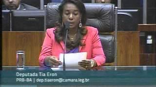 Tia Eron preside Comissão Geral - 14/05/2015 - parte 1