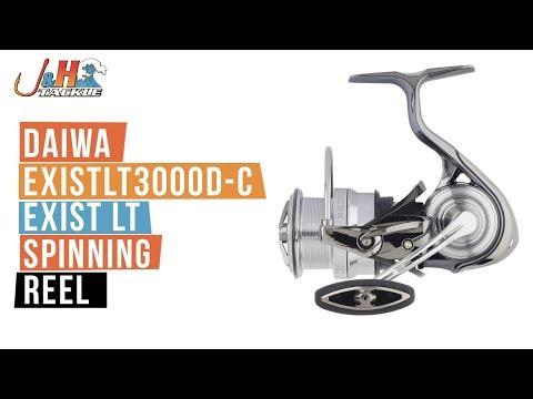 Daiwa Fuego LT FGLT4000D-C Spinning Reel | J H Tackleиз YouTube · Длительность: 2 мин30 с