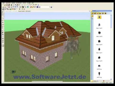 VOX Bauplaner PRO CAD Software Architektur