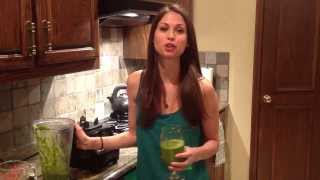 How To Easily Make A Healthy Shamrock Shake: A Delicious Green Drink!