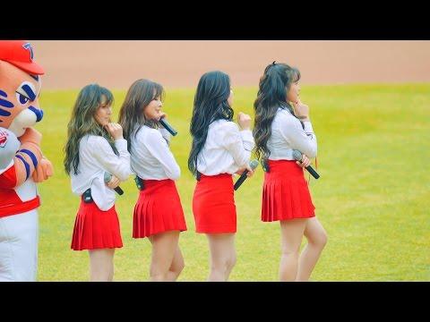 170404 레드벨벳(Red Velvet) - 루키 (Rookie)@광주기아챔피언스필드 [4k Fancam/직캠]