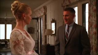 Betty meets Henry Francis (Clip from Mad Men)