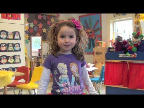JCC Sara Walker Nursery School Moving Up 2014