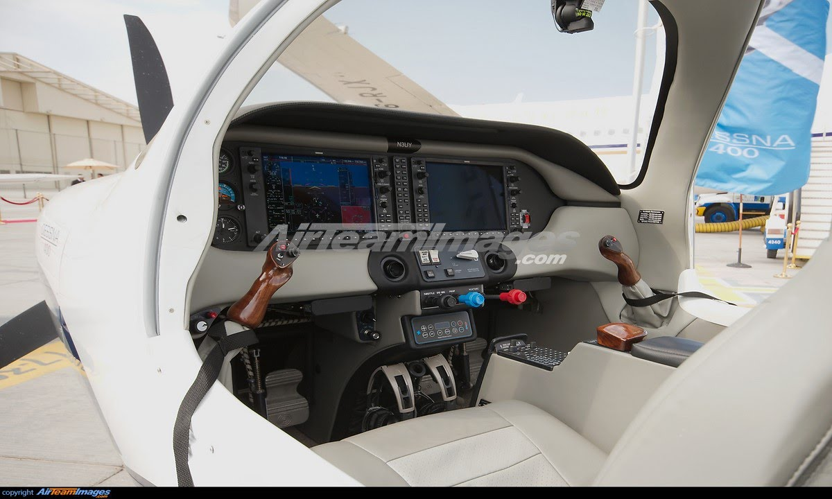Cessna 400 Flight Review General Specifications General Aviation ...