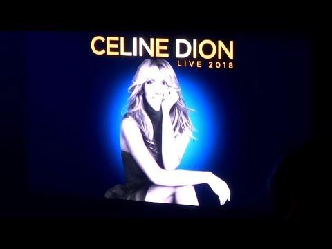 Celine Dion Auckland Full Concert 11Aug2018 UPGRADE