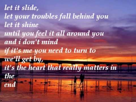 Little Wonders  Rob Thomas  Lyrics on Screen  HQ