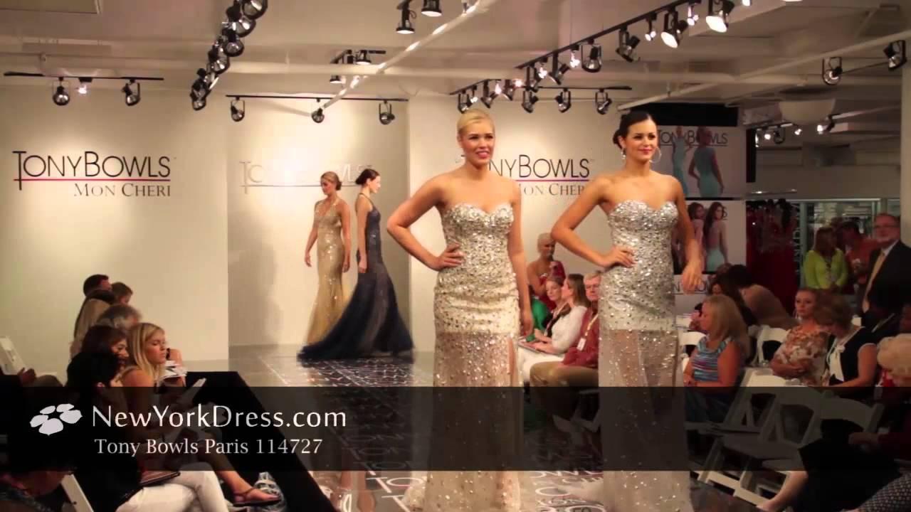 2014 Tony Bowls Dress