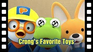#41 Crong's favorite toys! (30min)   Kids movie   Animated Short   Pororo mini movie