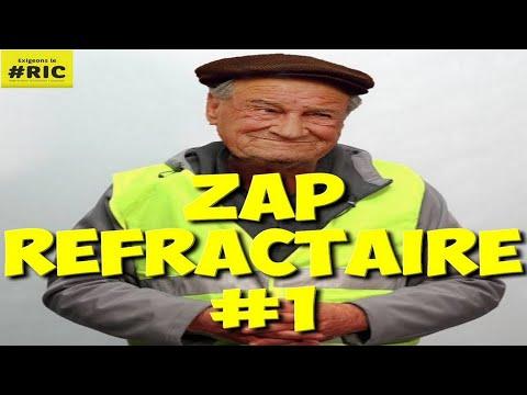 ZAP GILETS JAUNES : FINI L' ENFUMAGE #1