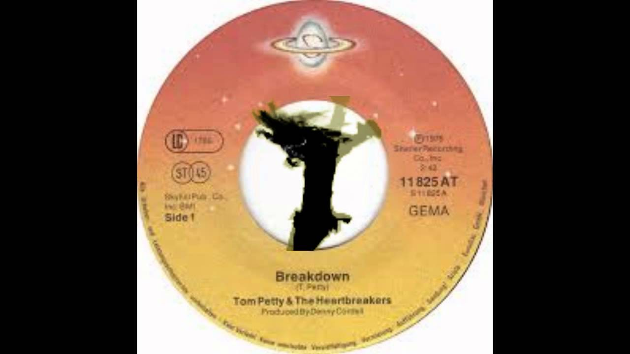 Breakdown tom petty backing track youtube breakdown tom petty backing track hexwebz Images