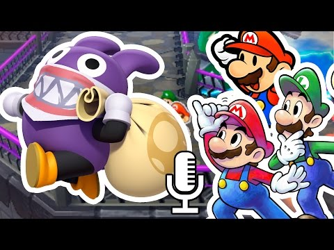 ✯ Mario & Luigi: PAPER JAM ✯  Ep 53: ¡VENCIENDO A CACO GAZAPO! FULL HD60fps