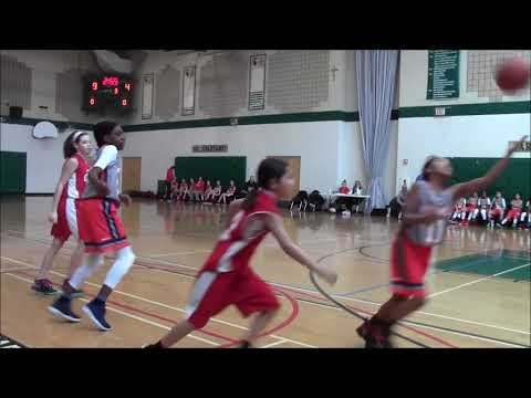 Monarchs Atom Girls (Williams) vs. Kingsville
