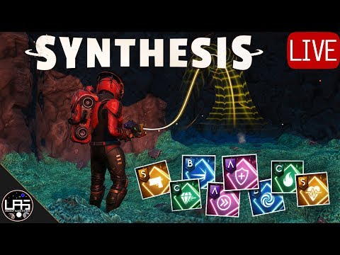 No Mans Sky Review 2020.No Man S Sky Synthesis Let S See All These New Features Ship Salvage Multi Tools Xaine S World