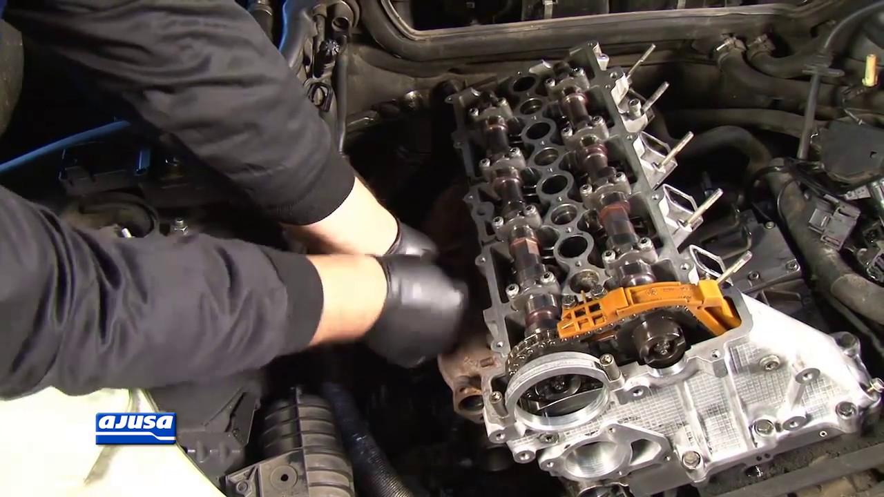 Exhaust Manifold Gasket Colector Escape Bmw 320d M47r 204d1
