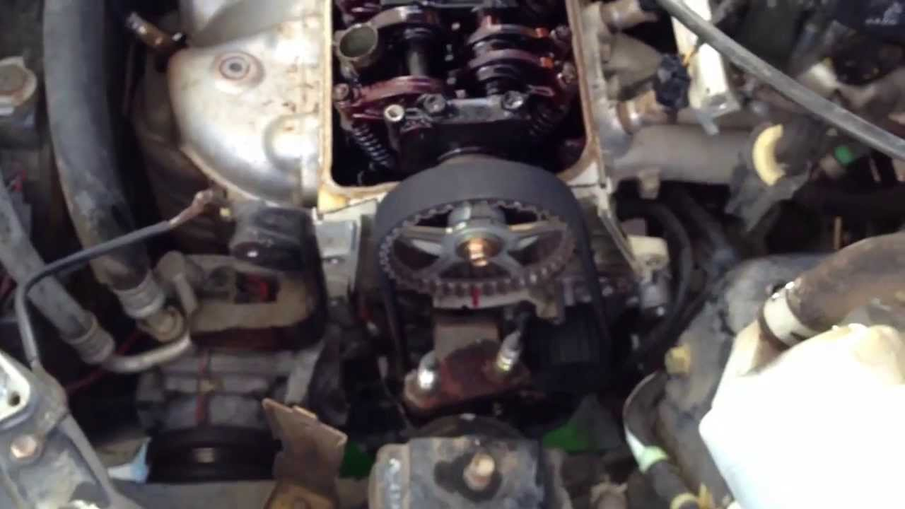 Maxresdefault on Honda Civic Timing Belt Marks