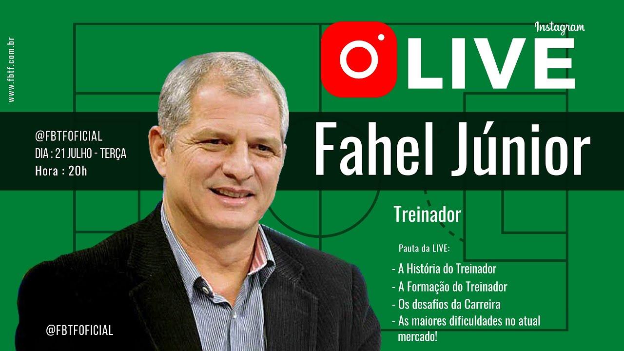 Fahel Júnior x FBTF LIVE