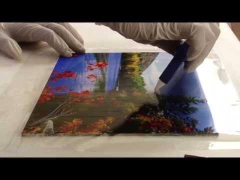 Making of Metal Prints - Canvas Champ