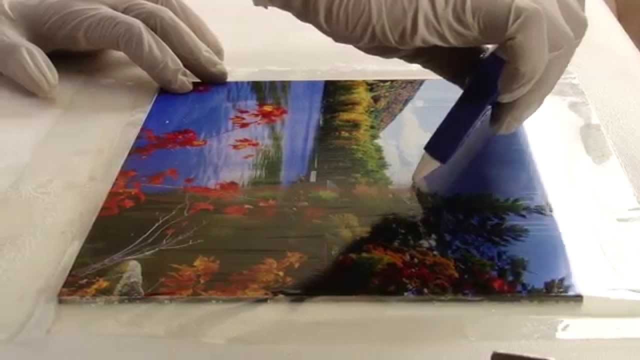making of metal prints canvas champ youtube