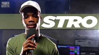 STRO In Studio Freestyle | Breakfast Bars
