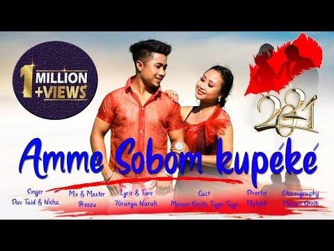 Download Amme Sobom kupeke  Dev Taid & Nisha  Menam Smriti  Tiger Taye  New Mising official Video 2021