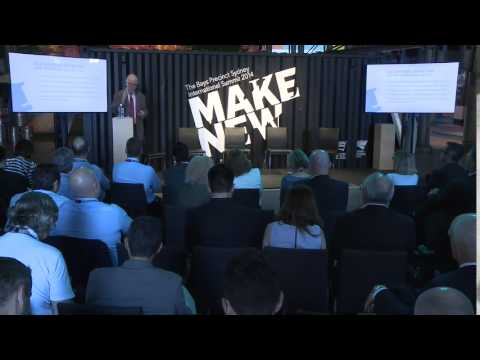 Joe Berridge - How innovation/technology institutions are changing our futures
