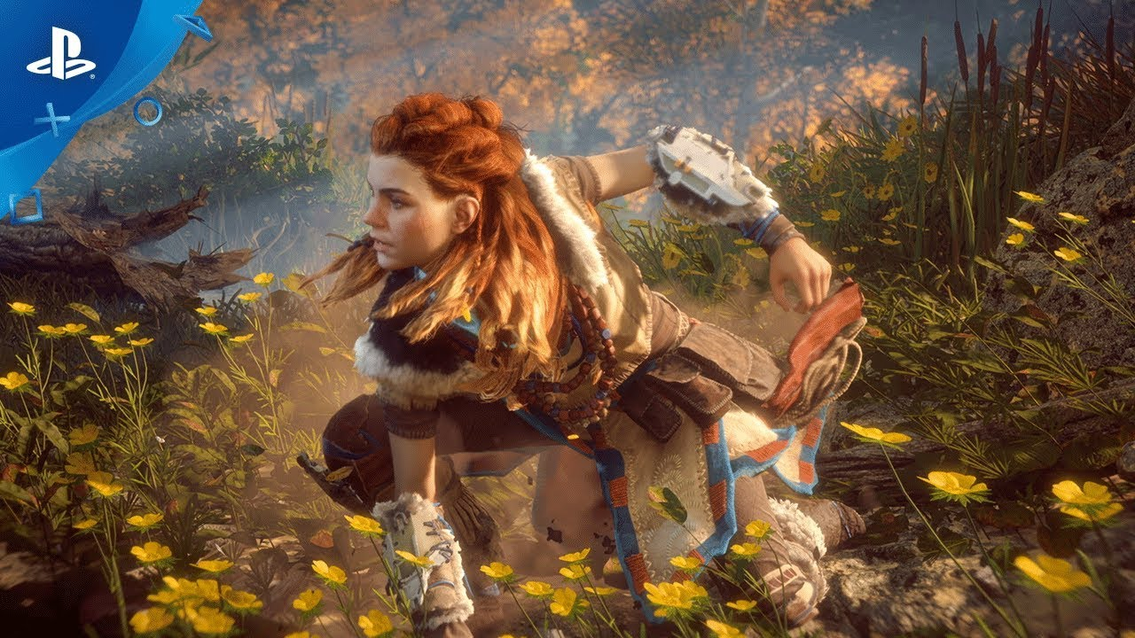 horizon zero dawn complete edition accolades trailer ps4 youtube