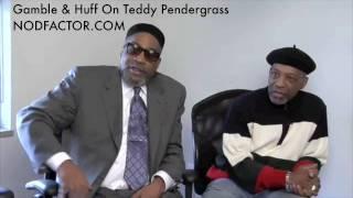 Gamble & Huff On Teddy P.mov