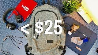 Best Tech Under $25 - Back To School Tech 2018