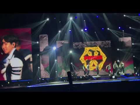 EXO Kcon Australia 2017 (all segments including hosting)