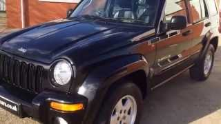 2003 (53) Jeep Cherokee Limited 2.8 Diesel Auto (For Sale)
