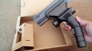 Dyson Flat Out floor tool Unboxing